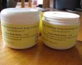 Lemon Body Butter, 4oz - All Natural