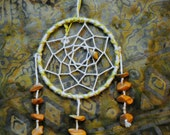 Desert Stone Thread Wrapped Bracelet Dreamcatcher