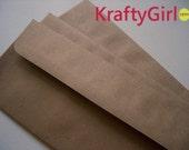 Lunch Bag Kraft No 10 Standard Envelope - 10