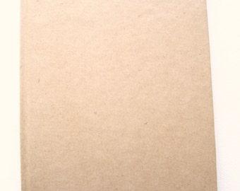 Large Smooth Kraft Journal