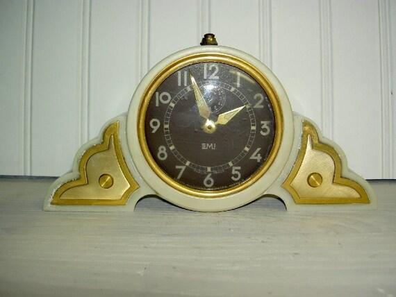 SMI French Bakelite Clock