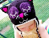 Black Kitty size 0-24 months