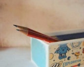 Outerspace Pencil Box