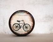 Bicycle Powder Box