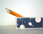 Outer Space Pencil Box