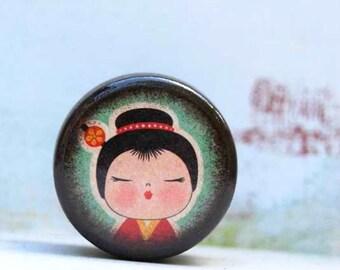 Sweet Kissy Face  Pill Box - Stocking Stuffers