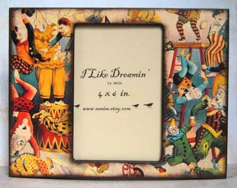 4 x 6 Picture Frame - Le Cirque Picture Frame
