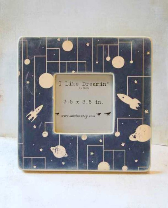 Outer Space Picture Frame