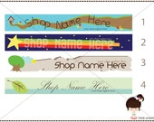 Premade Etsy Banner For Your Etsy Shop