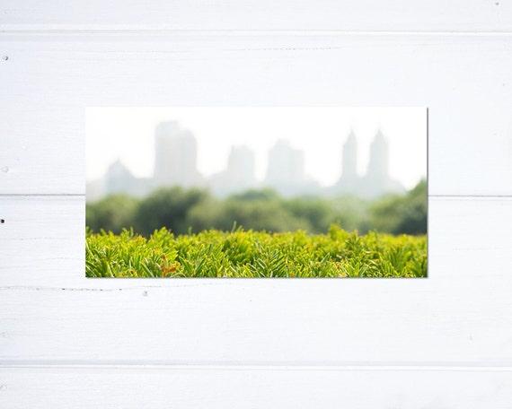 Skyline Photograph of New York