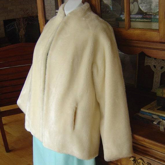 Vintage 1960s Borgana Fur Jacket