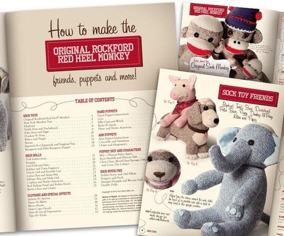 Sock Toys Book 83