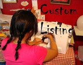 Custom Listing for pinkydyman17
