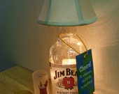 Lamp JIM BEAM