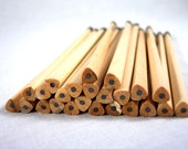Triangle Shape Pencils to Embellish Package of 24