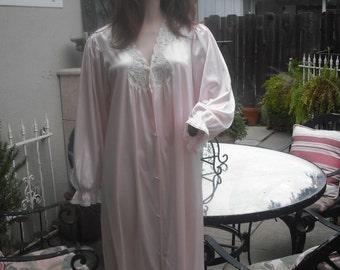 Vanity Fair Pink Robe (M)