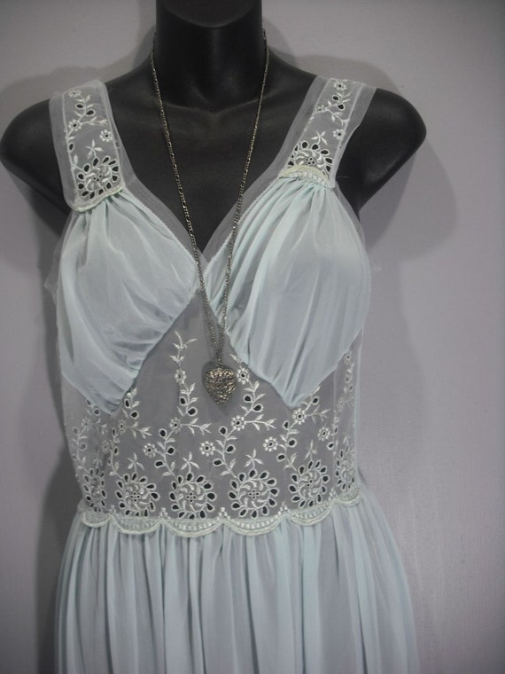 Exquisite Vintage Nightgown by Forty Winks