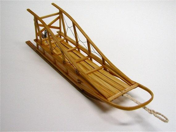Klondike Dog Sled model A