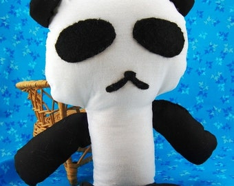 Stuffed animal: Panda