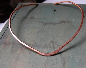 Wishbone, Copper neck cuff