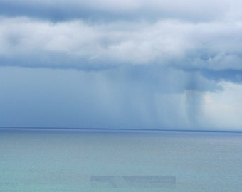Approaching Storm - 5 x 7 Fine Art Photo Illustration