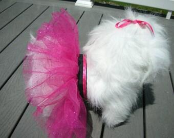 Small Dog Tu Tu Pick a Color