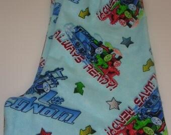 Boys Pajama Pants (Thomas the Tank Engine) Size 3T, Flannel