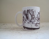 The Tea Party Mug (From Alice in Wonderland)