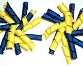 Blue and  Yellow Mini Korkers