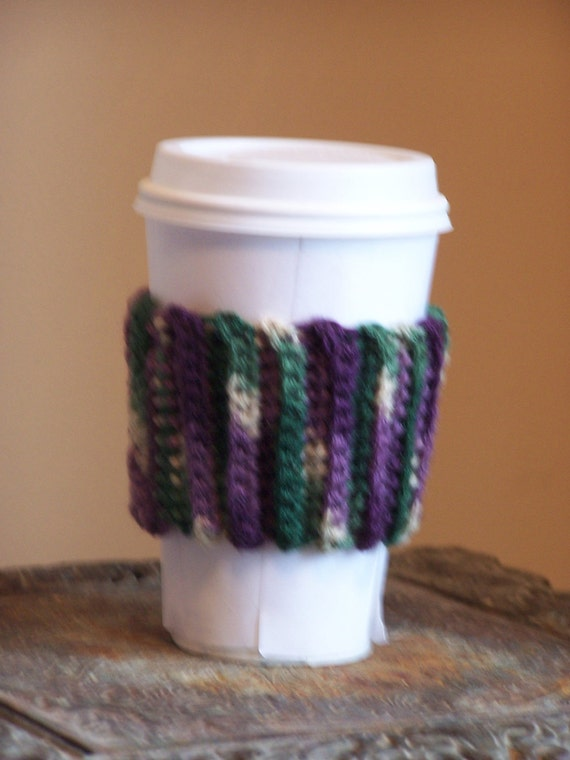 Handmade Coffee Cozy