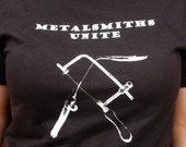 Metalsmiths Unite Black-Adult Large