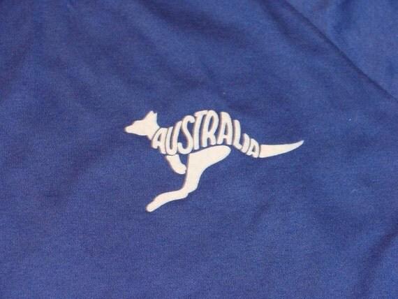 Kangaroo Australia vintage T-shirt