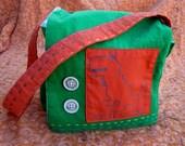 Dino Boy Bag