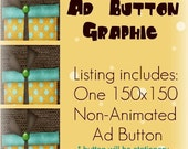 AD BUTTON GRAPHIC Stationery