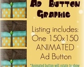 AD BUTTON GRAPHIC Animated