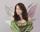 Azarelle Iridescent Fairy Wings in your color choice