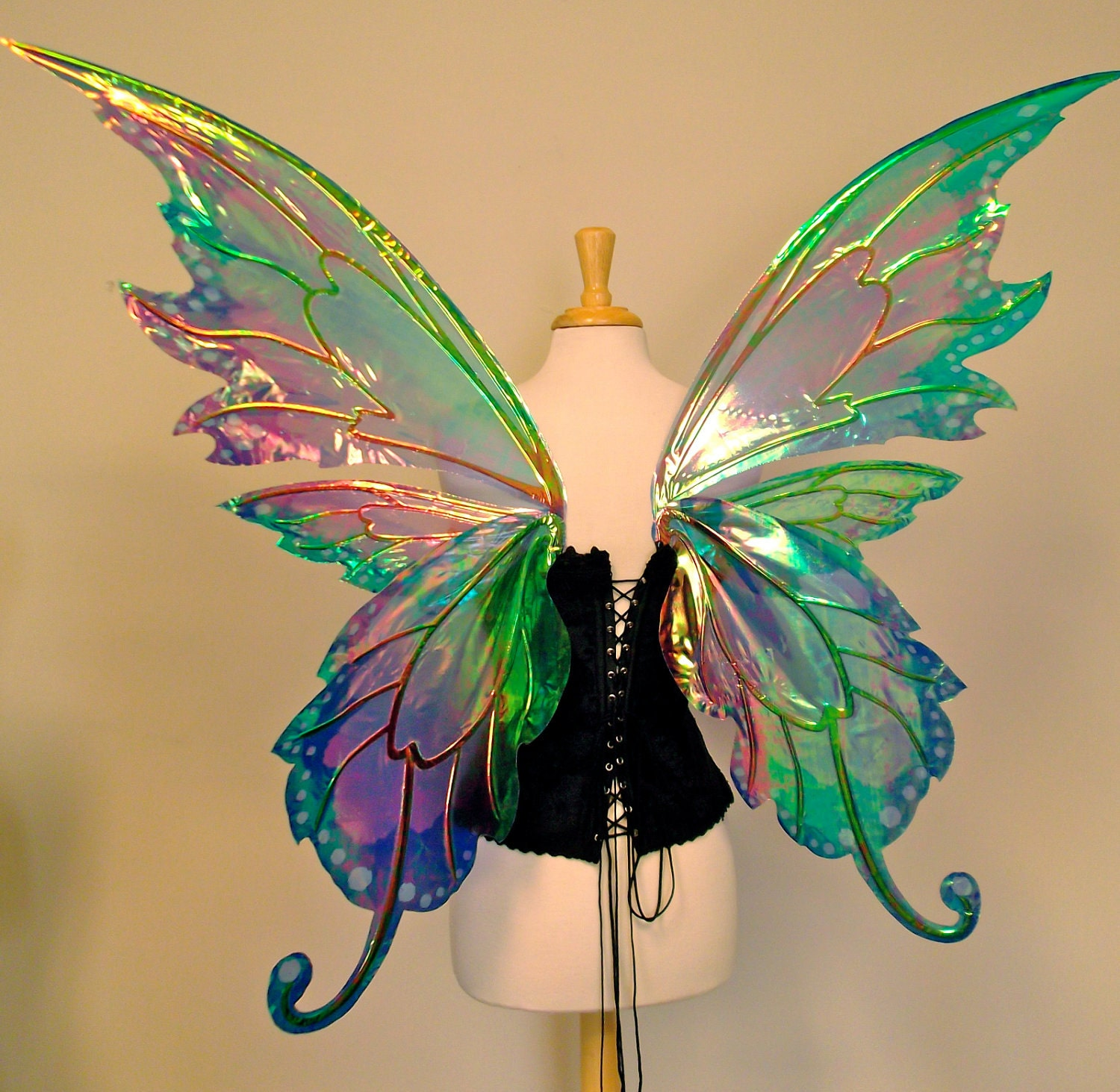 flutter fly fairy instructions