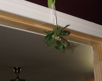 Small (silk) Mistletoe bundle