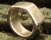Handmade Stainless Ring