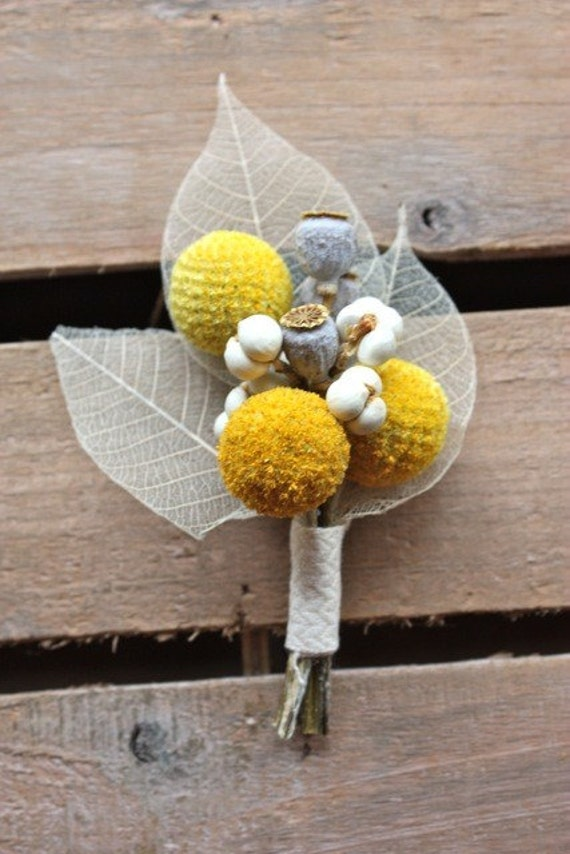 5 Boutonnieres for mob0903
