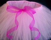 Pink Princess Baby Ballerina Birthday Tutu Skirt 0-18 month