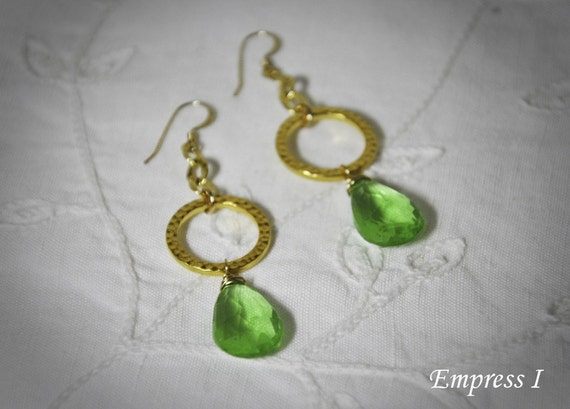 Verde Jewel Earrings