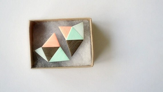 geometric pop earrings 2/10