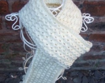 knitting pattern pdf file scarf