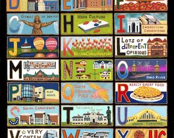 Cincinnati - The ABC's of Cincinnati