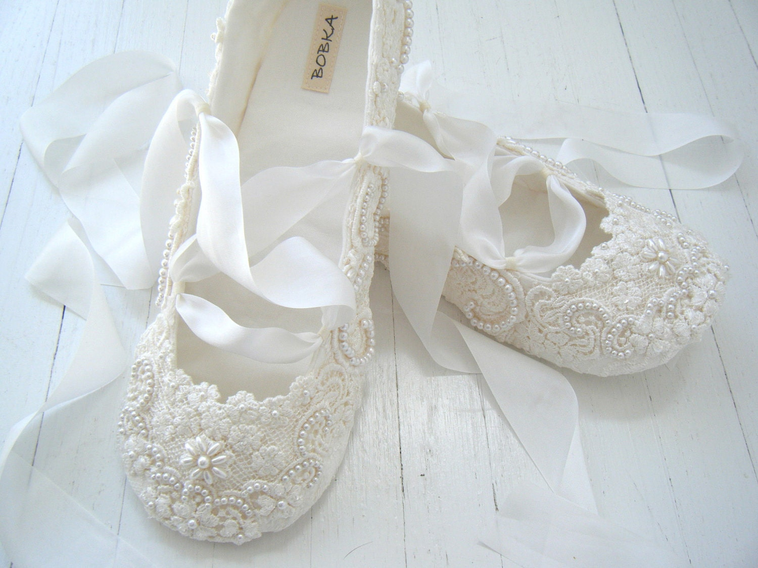 Wedding Shoes Ballet Shies