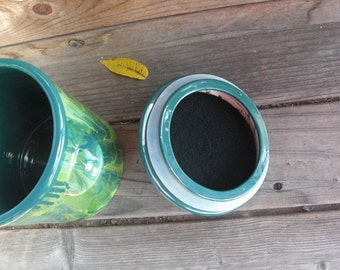 Replacement Charcoal Filter for the Compost Canister Jar