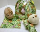 PDF Pattern - Miniature Hexagon Tent Set For Beanie Babies, Zhu Zhu's and Pocket Pets