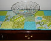 Sea Glass Table Runner