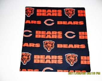 Chicago Bears Ice Pack/ Hot Water Bottle Cover